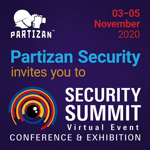 Invitation to Security Summit 2020